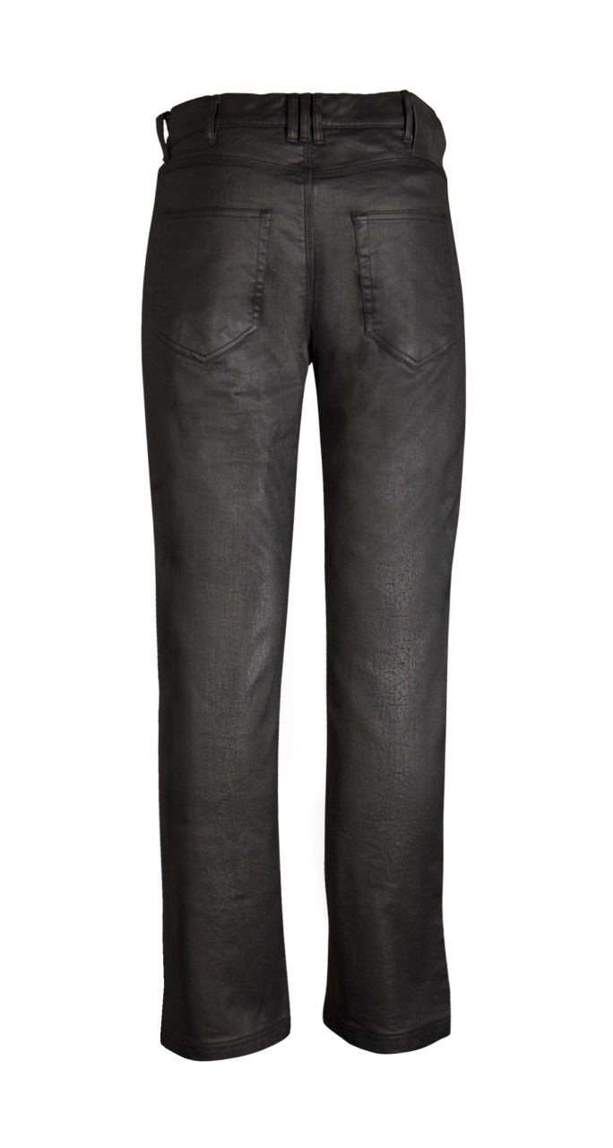 Bull-It Mens Pacific 17 Slim SR6 Covec Blue Jeans Motorbike Motorcycle Trousers