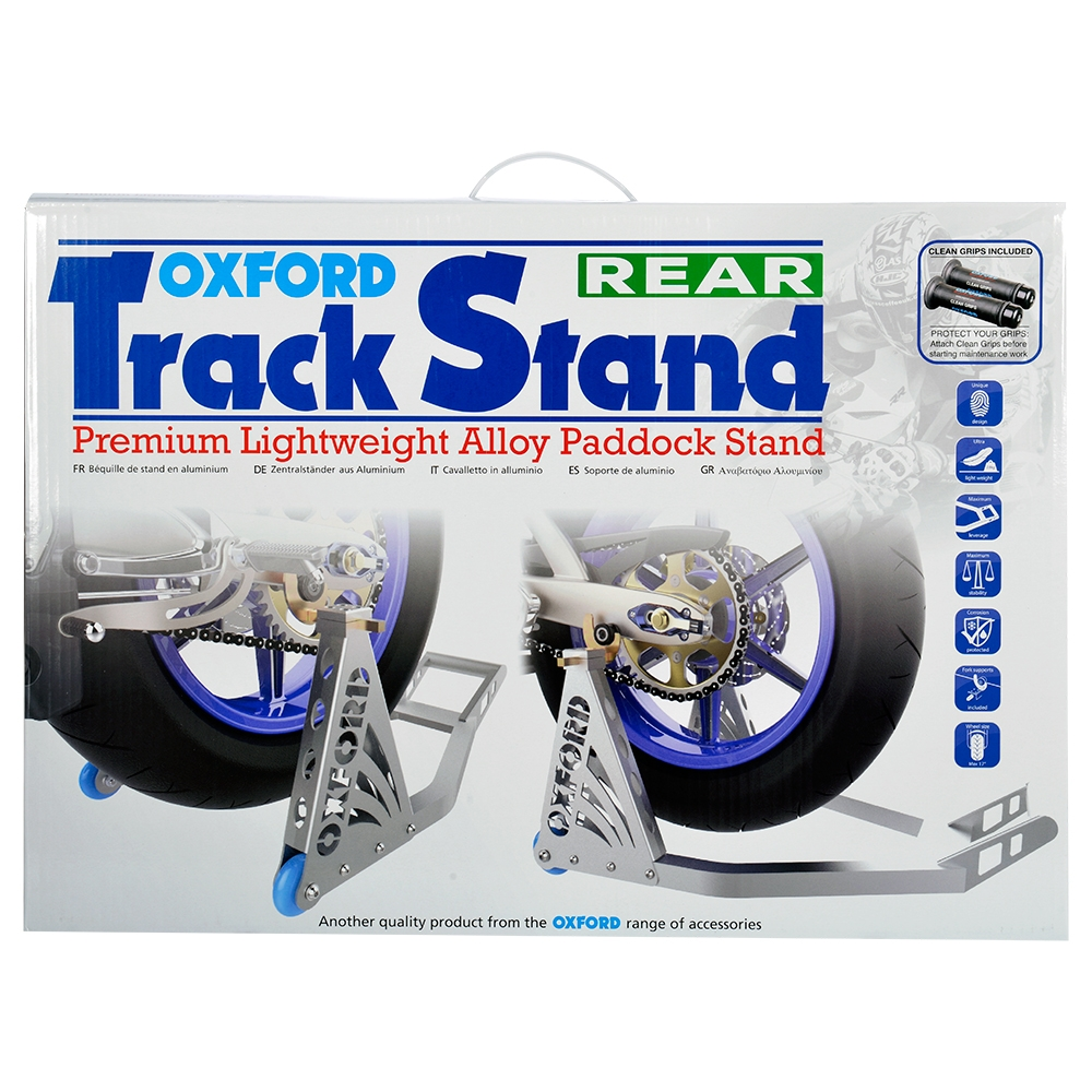 Oxford OX282 Front Wheel Paddock Track Stand